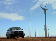 Cliff Etheredge, Wind Farmer : How to Build a Wind Farm
