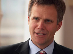 Helge Lund, CEO of Statoil : Reducing CO2 Emissions